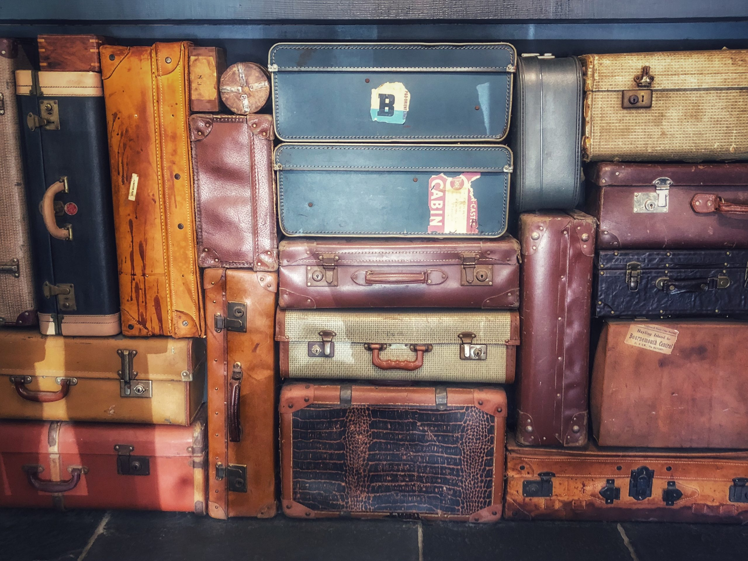 Lost Luggage & How to Make Peace with Your Past in 2020