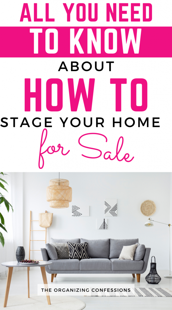 How to stage your house